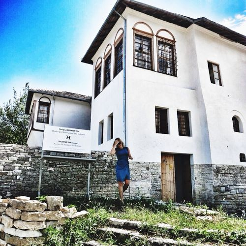 Babameto House Gjirokaster Holiday Albanian Coast