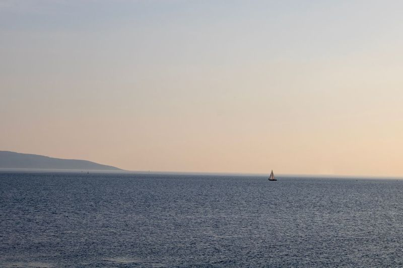 Sail away in