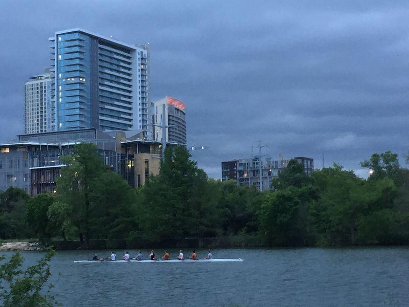 Lake Austin UT Rowing