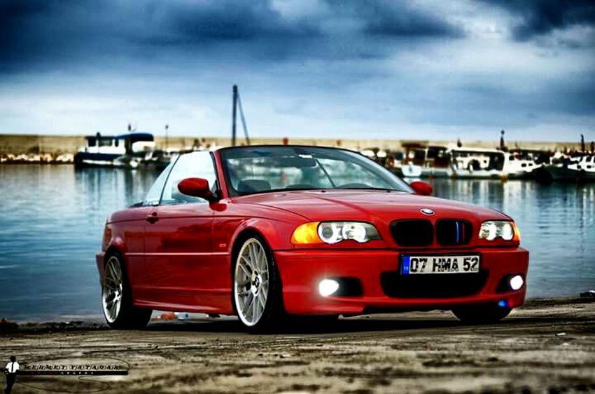 Bmw Bmw Car Cabrio :) Red My_yatagan_42@hotmail.com