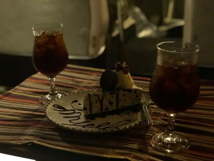 coffee&cake Hohomyoll 호호미욜 Food And Drink Indoors  Wineglass Indulgence Still Life Table Wine Sweet Food Refreshment Cake Freshness Drinking Glass Food Close-up Drink Dessert No People