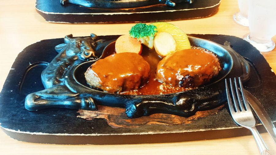 炭焼きレストランさわやか さわやか ハンバーグ おにぎりハンバーグ げんこつハンバーグ ランチ Lunch 細江本店 Food Japanese Food 静岡 浜松