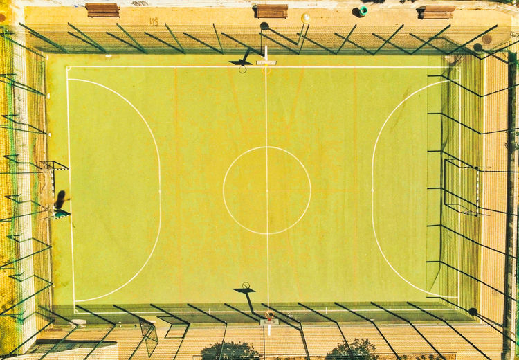 The PlayGround From Above EyeEm Selects The PlayGround From Above Playground From Above From Above  Sport Architecture Built Structure Court Basketball - Sport No People Day Outdoors High Angle View Yellow Absence Building Exterior Shadow Sunlight Metal Wall - Building Feature Wall Geometric Shape Empty Pattern EyeEm Best Shots EyeEm Selects EyeEm Gallery Fun Match - Sport Textured