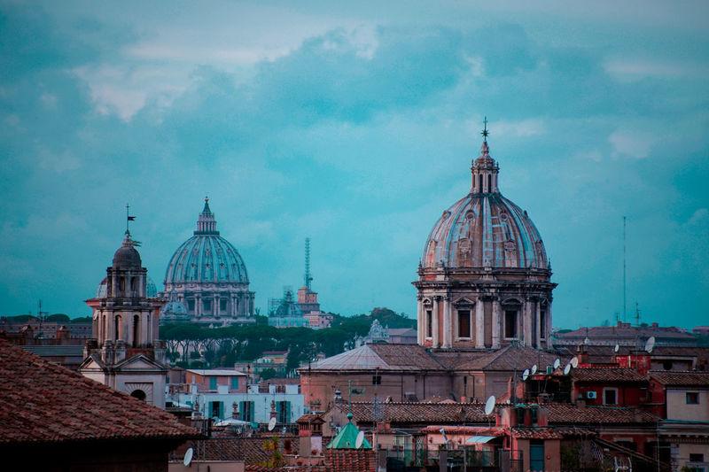 Rome is an open