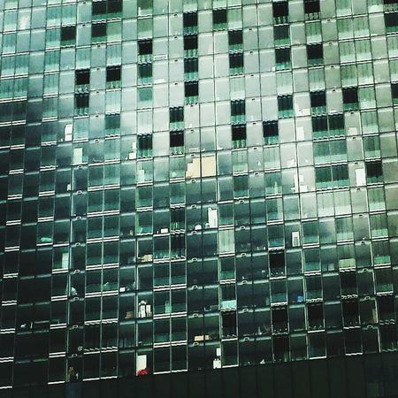 Hmmmm Building Photography Hilton Hotel Manchester Architecture Detail Window