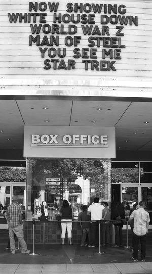Boxoffice City Life Movienight Nowshowing People Salinas