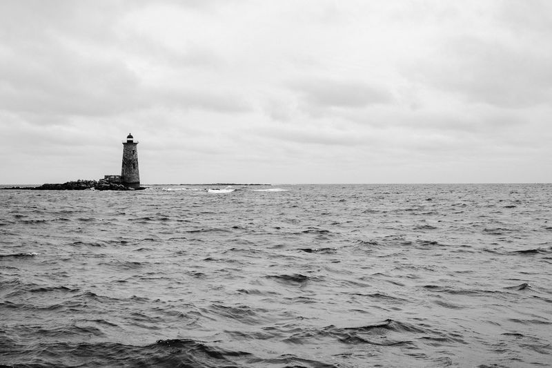 Light house Sea