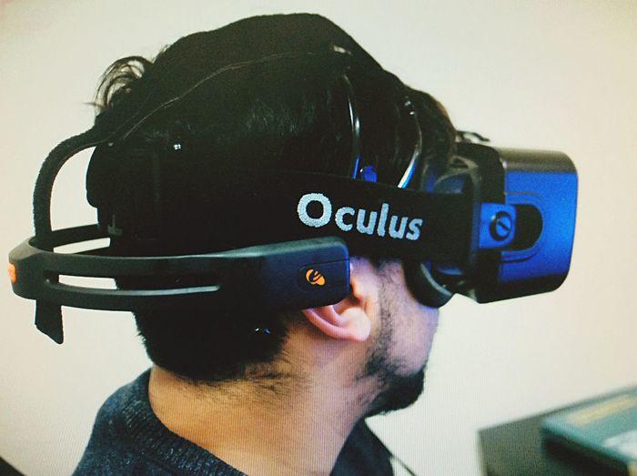 Oculus Rift DK2 Epoc Emotiv Bci