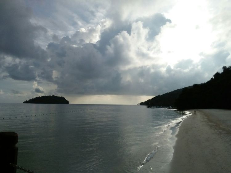 Manukanisland Malaysia Sabah Beatiful View Beautiful Scenery Beautifulsabah BeautifulIsland