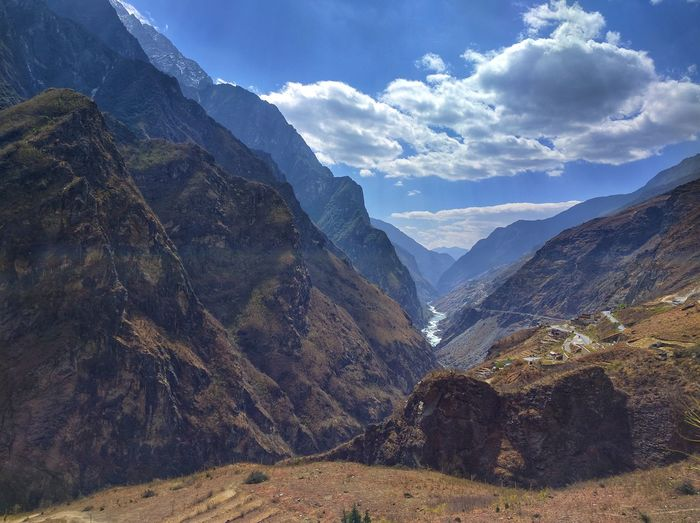 HuTiao Canyon