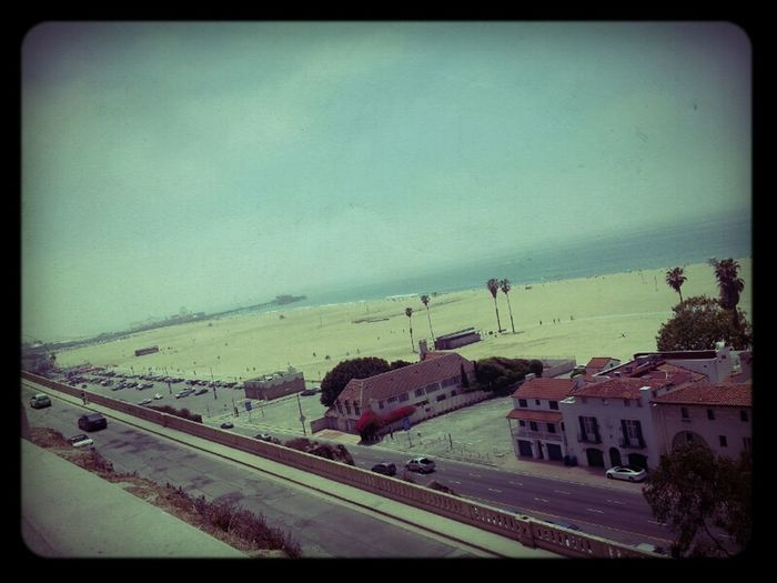 Santa Monica in 1978... no, not really ~