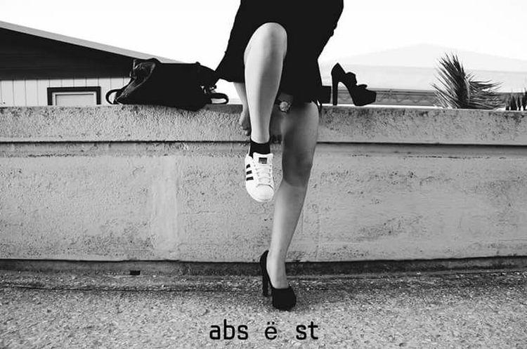 Absëst B&w Inspiration Girl B&w Street Photography