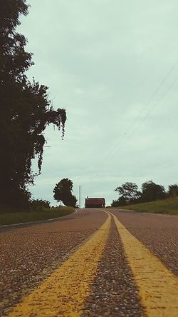 Road Home Tree Agriculture Cloud - Sky No People Field Outdoors Sky Rural Scene Nature Beauty In Nature