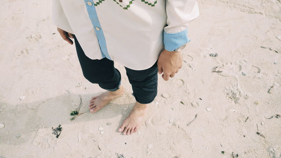 My sister's foosteps. Hanging Out Sand Sea Beach Beach Life Beachphotographyl Vacation Holiday Eye4photography  Showcase March Hello World Bali INDONESIA The Essence Of Summer