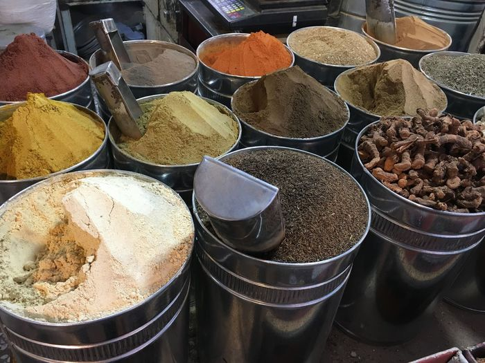 Spices old Bazaar