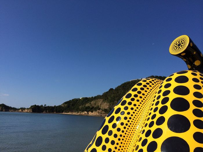 Setouchi Sea Yayoi Kusama Ultimate Japan