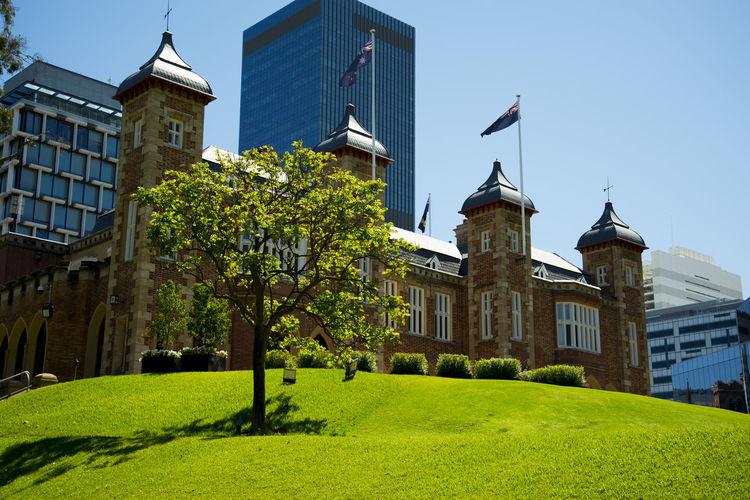Government House Perth Australia City Government House