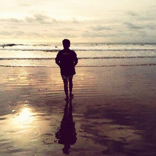 Pantai Kuta (Kuta Beach) Freestyle Freedom FreeTime Shoot Me  Foreveryoung  😏😏