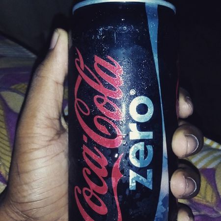 Coke Cool Chilled Zero Fit Kcal Fresh