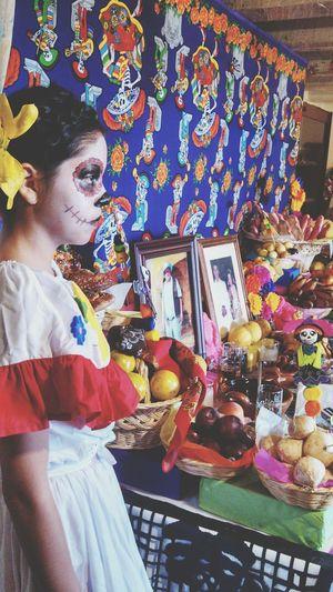 Día de muertos. 2DeNoviembre Diademuertos Mexico Colorporn