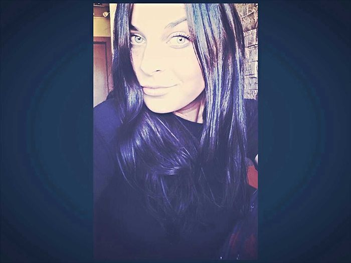 Blue Eyes Smile