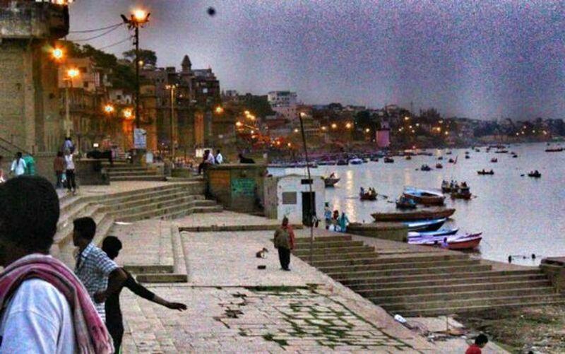 Varanasi Ghatsofvaranasi Beautiful Ghat! EyeEmNewHere