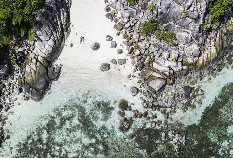 Drone  Insel Strand Thailand Beauty In Nature Day Dji Drohne Dronephotography Enjoying Life Flowing Water High Angle View Marine Nature Outdoors Plant Rock Scenics - Nature Sea Solid Tranquil Scene Tranquility Water Waterfront
