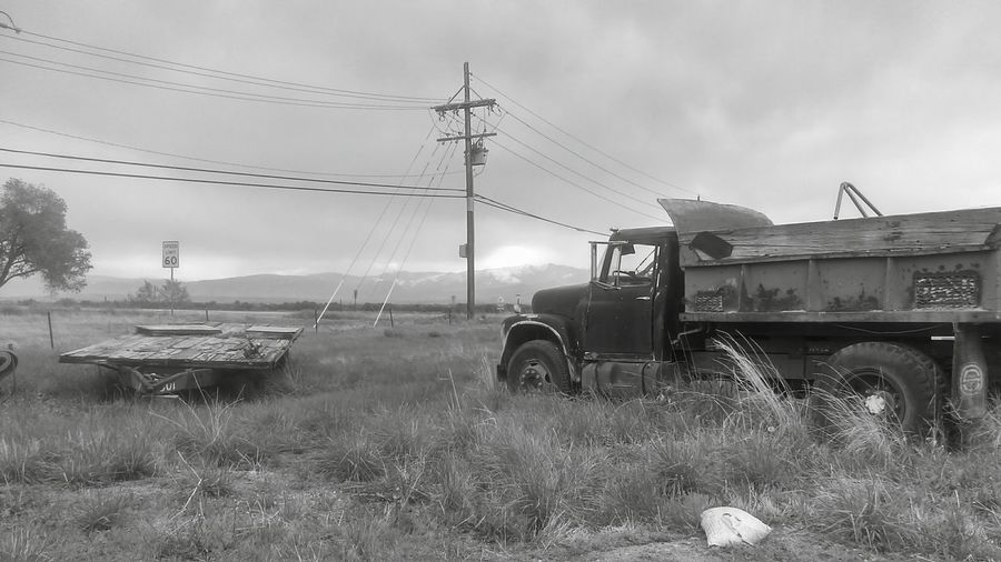 Rocky Mountains International Harvester Rust Dump Truck Overgrown Neglect Farming Scenics Nature Cloud - Sky Outdoors Mountain Storm Cloud Road Rural Scene Landscape Beauty In Nature Sunlight No People Day Sky Fog The Great Outdoors - 2017 EyeEm Awards Mountain Range Tranquility Place Of Heart