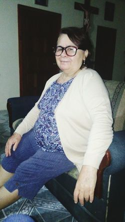 Mi abuelita bonita :)