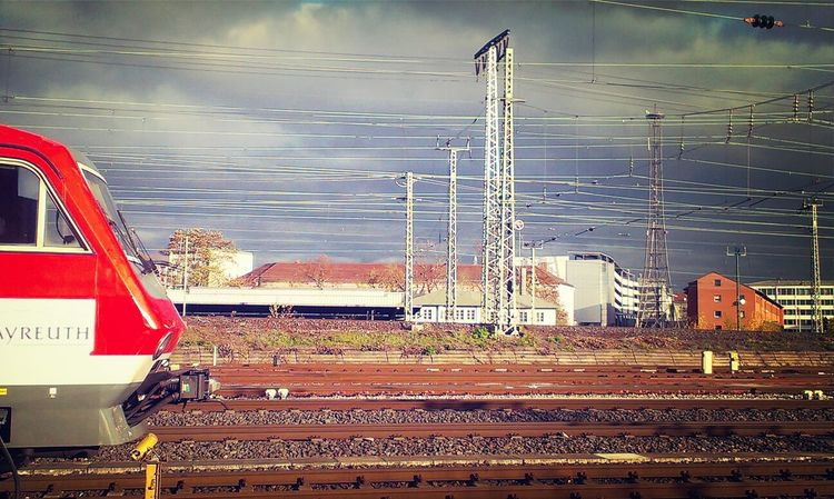 Bahnhof Cabu Filter