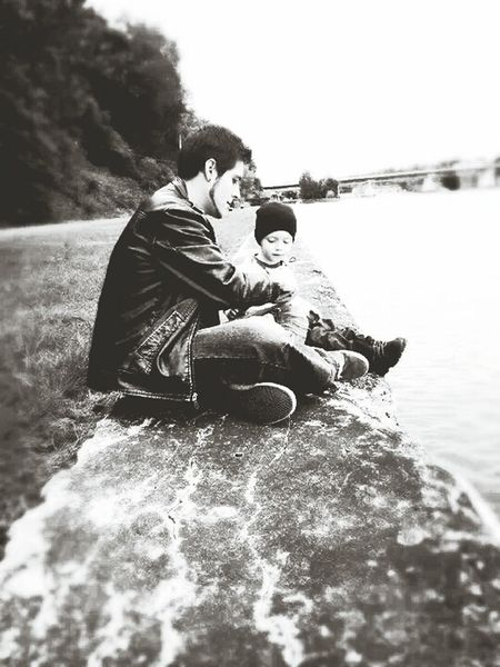 me and my son :)