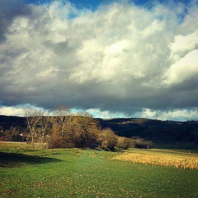 Landscape Bluesky Clouds Sky And Clouds