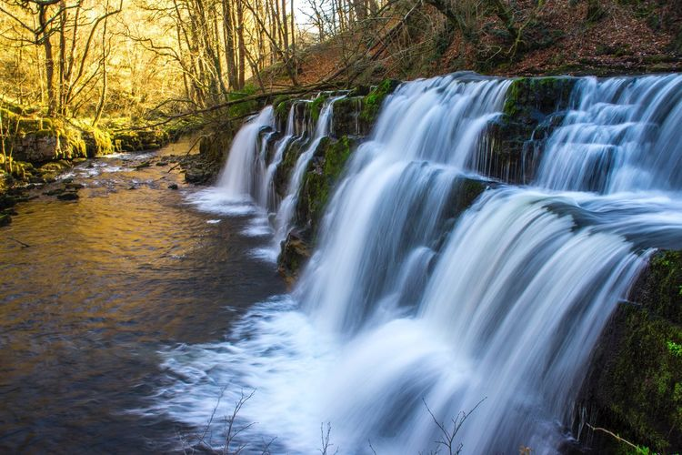 Welsh Brecon Beacons photography Landscape Landscape_photography Nature Nature Photography Long Exposure Waterfall Exploring Travel