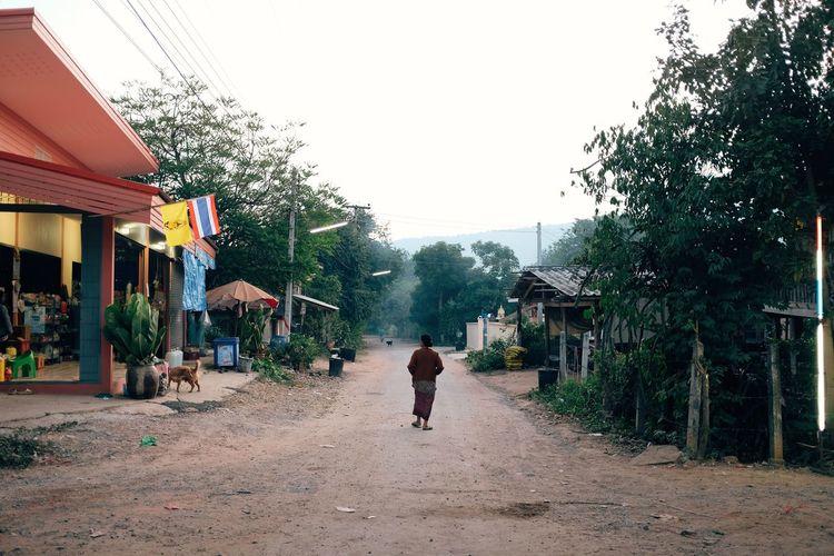 Rural morning 🌞 Fujifilm X100T Fujifilm_xseries Filmlooks Thailand Charm Countryside Peaceful Vscocam