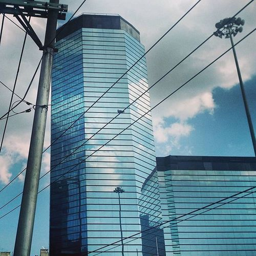 Reflections Architecture Highrises Façade Cdmx Cloudscapes Skydrama Mexicocity  Mexico LatinAmerica