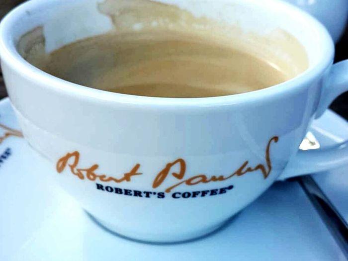 Cafe Americano Robertscafe Antalya Turkey