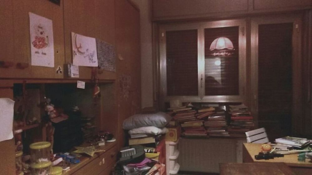 Childhood ~ Childhood Home