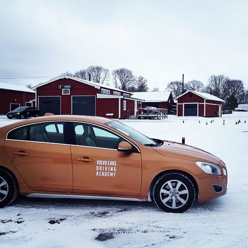 Eco Drive med Volvo! Volvocars S60 Ecodrive Enviroment