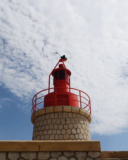 Sanary Sur Mer Headlight Sky