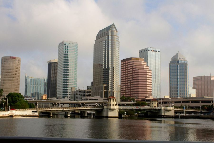 Tampa Check This Out Skyline Downtown Showcase April