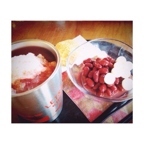 Zenzai Sweet Dessert Beanjam Dericious Nagasaki zenzai😋💕富士屋さんで食べました何度も食べたいくらい美味しい😍