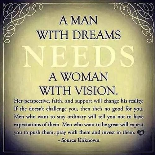 A man with dreams needs....... Instaquote Instalikes Fact Likesforlikes Insta Instagood Men Mysearch Love Lifequote Life Woman Dreams Dreamsdocometrue Ibelieve Mylife Mystory Waiting Good Bestoftheday Bestquote Truequote Quoteoftheday Like4like Likeforlike quotes quotestoliveby ☺