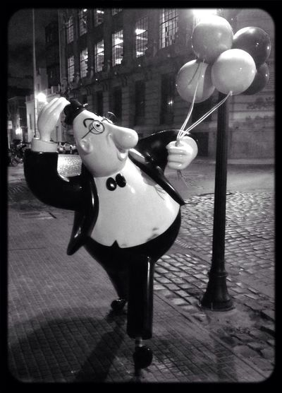 Se me vuelan los globos... Popckorn