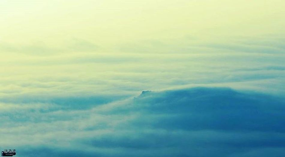"The stunning view from ""Nandi Hills"" Landscape_captures Nandihills Cloudporn Prvphotography Follow4follow"