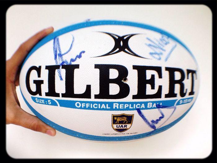 En la previa con @magazineh y @gilbertarg Rugby Popckorn