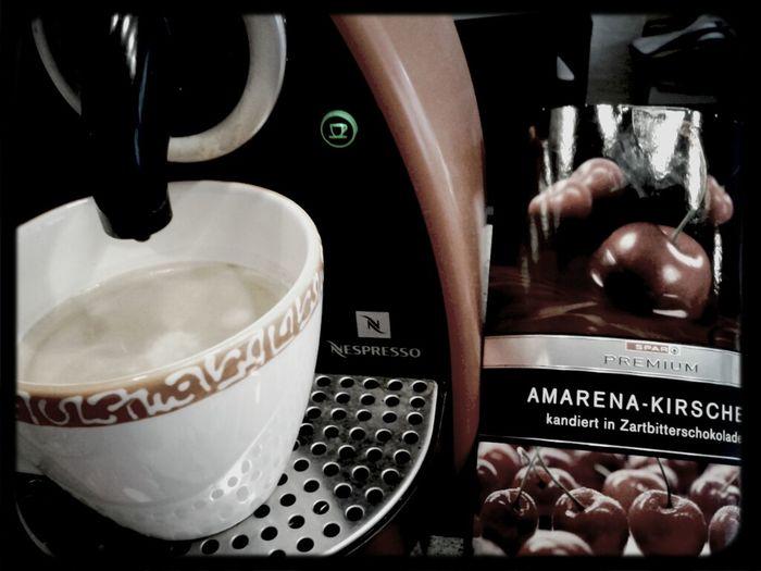 Kaffeepause mit