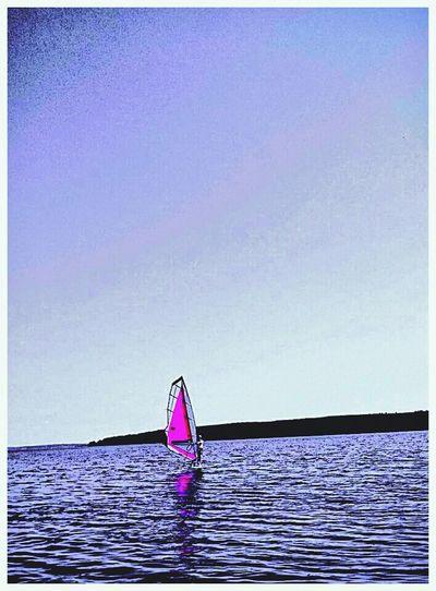 The Surfer Favorit I Repris Sea And Sky Sweden-landscape EyeEmBestPics EyeEm Best Shots