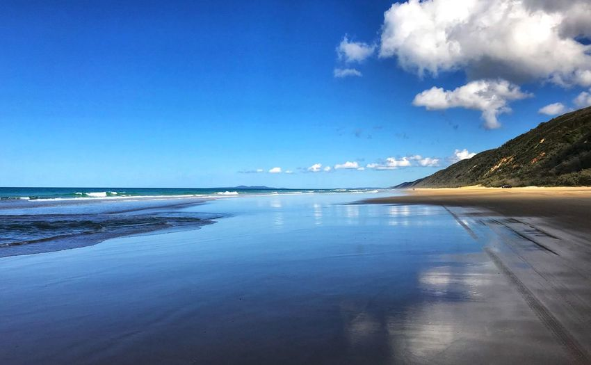 Sky Water Sea Scenics - Nature Beauty In Nature Beach Cloud - Sky
