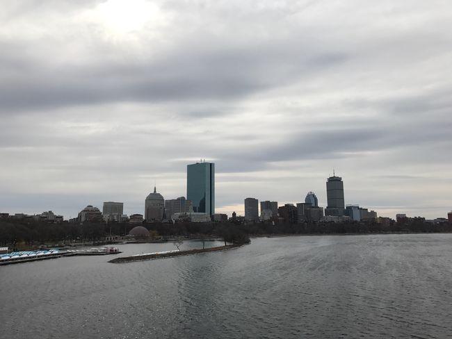 Skyline Boston