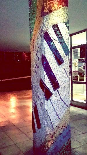 Teatro Teather Decoration Pillars Mozaik Mozaic Mozaiek Pillar Mozaic Pillars Of Creation Pillars Support Creativity Creative Artwork Street Art Artistic Photo Artistic Photography Street Piano Pianoforte Piano Lover Piano Art Musical Instruments Musical Theatre Arts Theatre & Music  Theatrical Theatrelife Musical Art